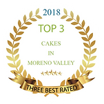Top 3 Cake Bakeries in Moreno Valley
