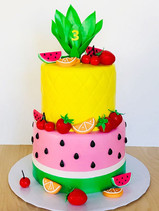 Fun Fruit Cake