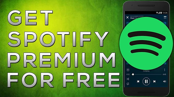 how to get free premium spotify