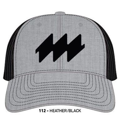 Richardson 121- Cap w/ mesh Back
