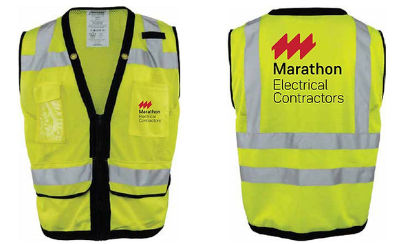 Safety Vest - with logo