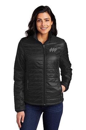 Sanmar L850 Ladies Puff Jacket