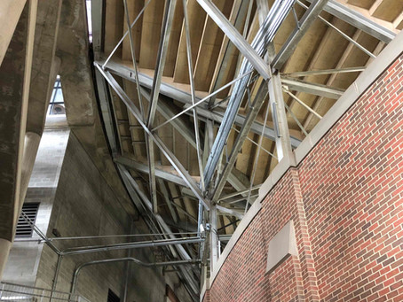 Complete before kickoff!! UA Tutwiler Triangle Medium Voltage – Overhead