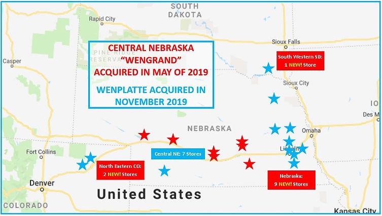 Nebraska Wengrand Wenplatte Map v. 2019.