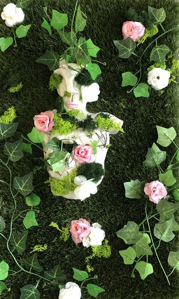 """It'll bloom slowly"" by LH"
