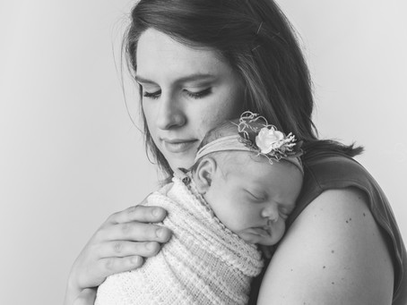 Tips for a GREAT Newborn Photo Session