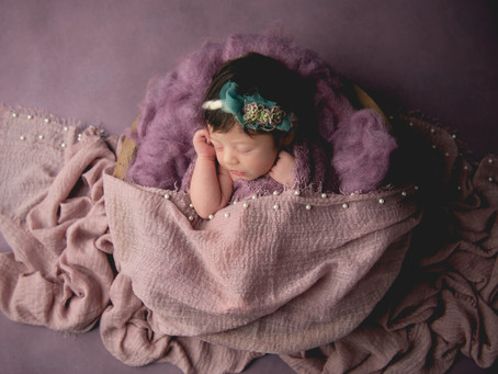Newborn Photography Style Guide