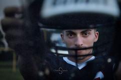 Senior pictures Football