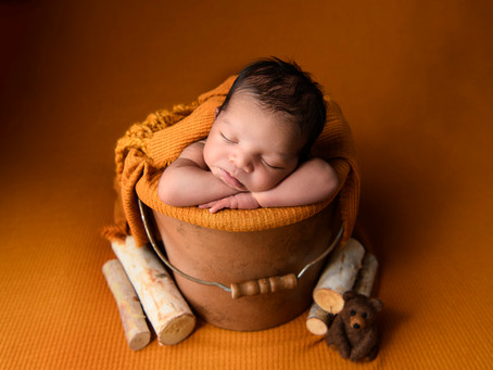 Newborn Photography: Skin Tones & Color