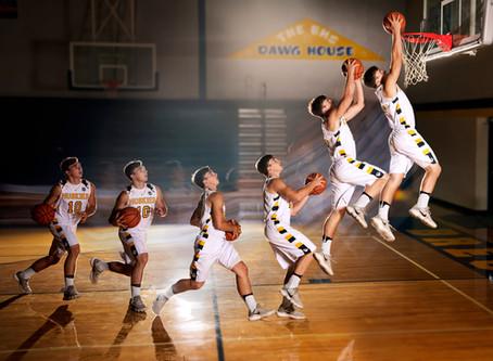 Senior Pictures-Sports