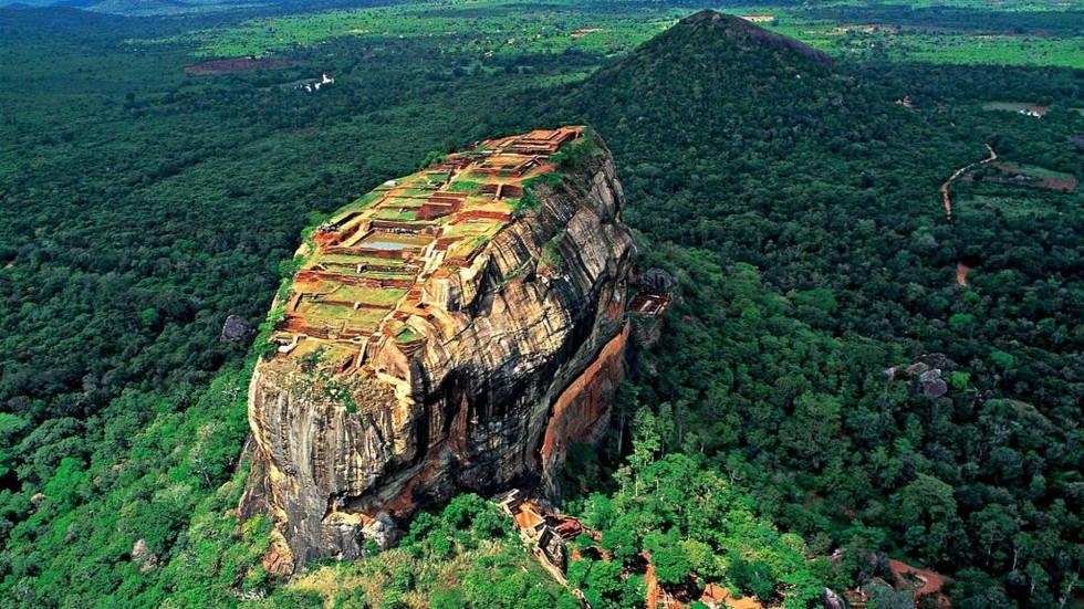 Sigiriya-Lion Rock.
