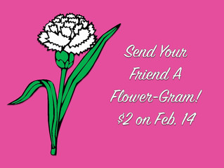 Send Your Friend A Flower!