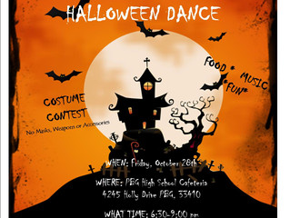 The Fall Dance Is Coming!