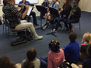 Celebrating Music In Our Schools!