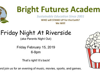 Friday Night At The Riverside!