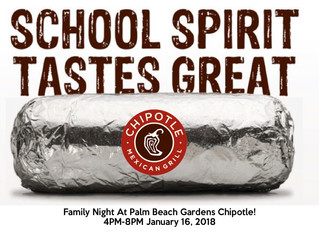 Family Night At Chipotle!