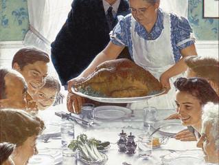 The Feast Is Next Week!