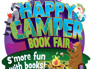 The Spring Book Fair Is Coming!