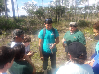 6th Grade Everglades Adventure!