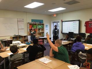 Alumni Return To Teach Current Students