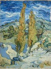 Art Students See van Gogh, Degas Works