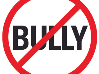 October Is Bullying Awareness  & Prevention Month
