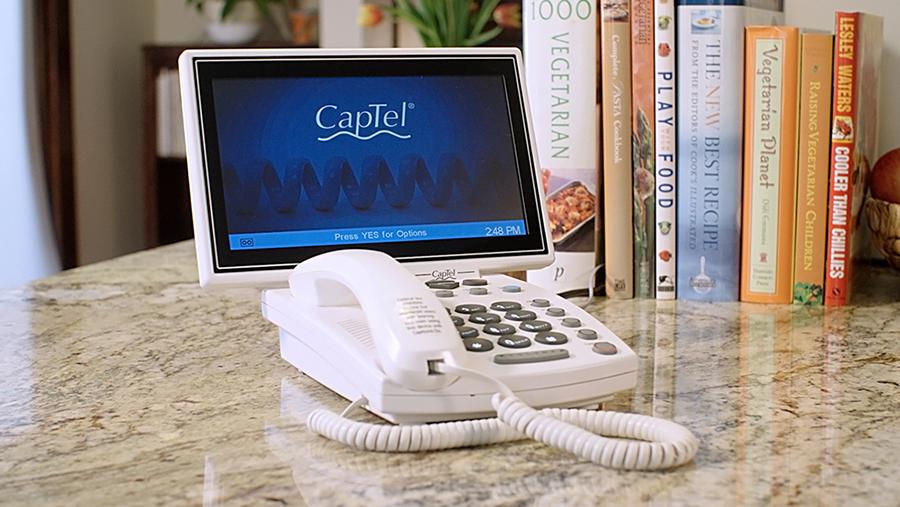 CapTel Captioned Telephones