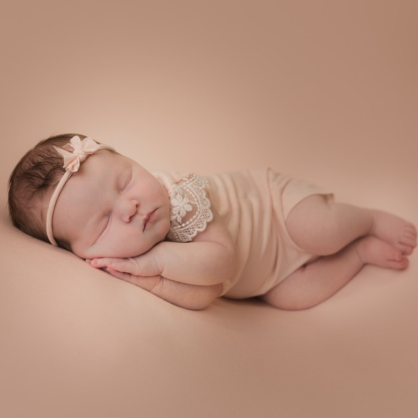 Studio Newborn Sessions
