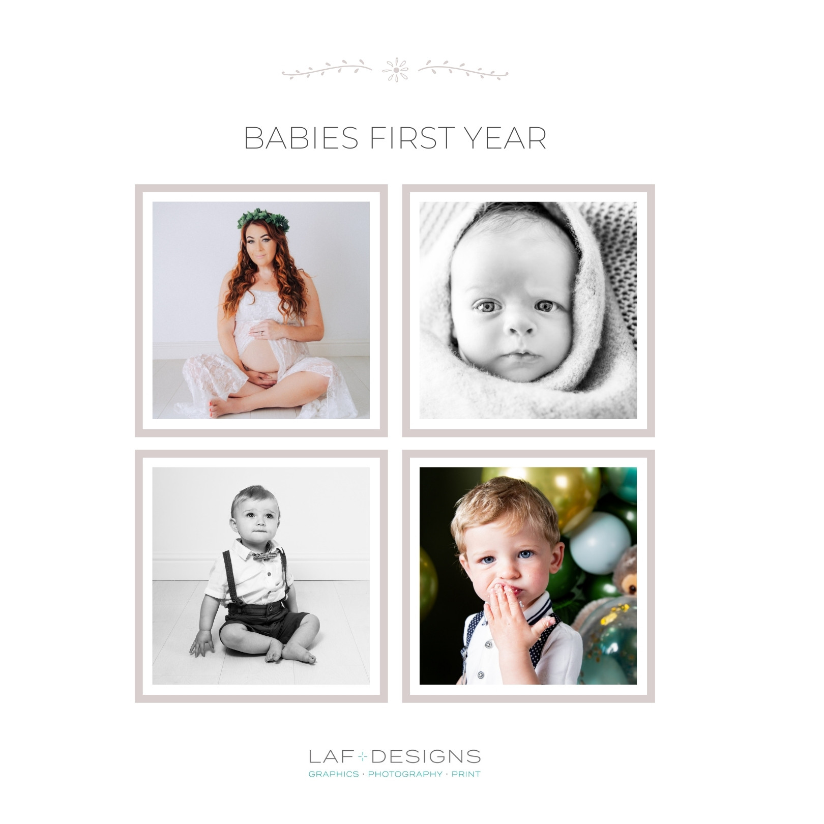 Babies First Year