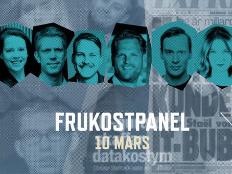 """Frukostsamtal: """"Vad kan svenska startups lära sig av IT-bubblan?"""""""