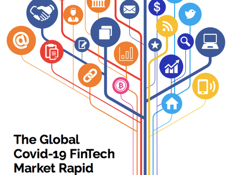 Global COVID-19 fintech study from Cambridge University and World Economic Forum