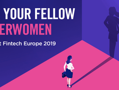 Join the Women In FinTech Network to LendIt FinTech conference in London