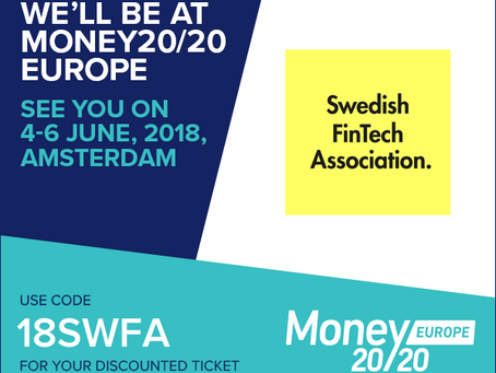 Go to Money 20/20 in Amsterdam 4-6 of june