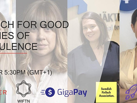 Join webinar with Antler and Women in Fintech Network