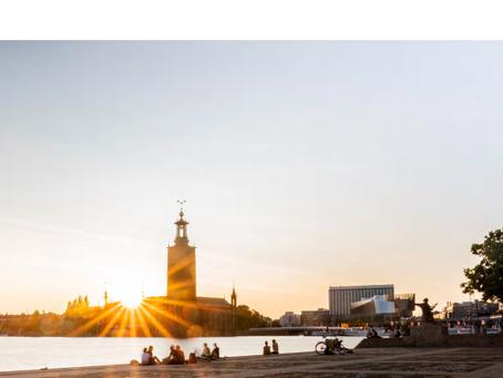 Läs Stockholms Handelskammares rapport: Finanssektorn lyfter Sverige