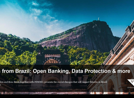 Webinar with Business Sweden Brazil