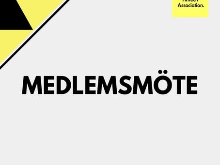 Medlemsmöte med SweFinTechs arbetsgrupp för konsumentkrediter den 31/5