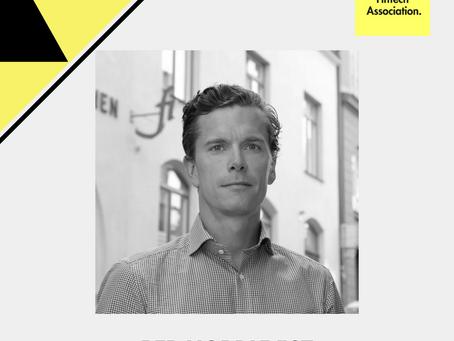 SweFinTech är glada över att presentera Per Nordkvist som talare på årsmötet 2021