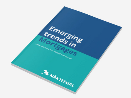 Read SweFinTech Member Näktergal's First Report on Digital Trends in Mortgages