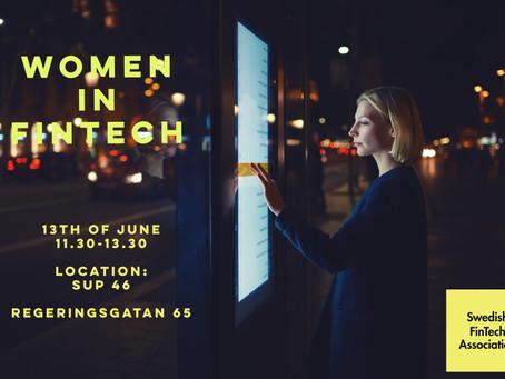 Women in fintech-lunch