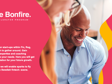 "Apply for ""The Bonfire"" - an accelerator program by FinDec and PWC"