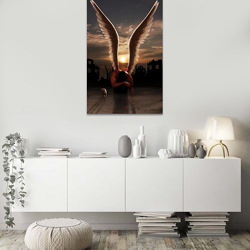 Angel  50x70