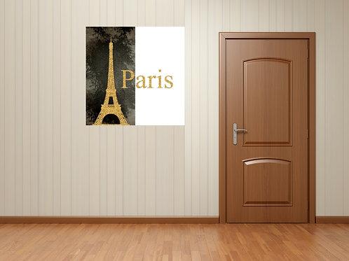 Paris oro y negro