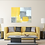 Thumbnail: Abstracto amarillo y gris