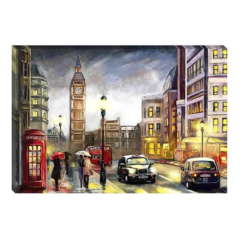 Paseo en Londres