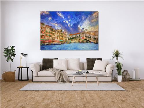Venecia abstracto