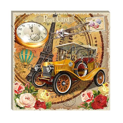 Post card París