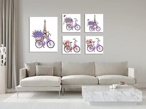 Set bicicletas