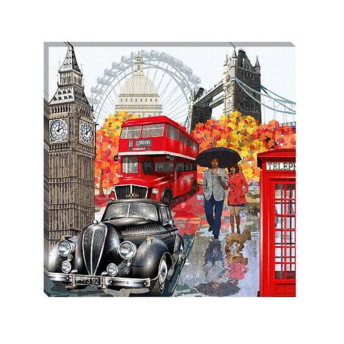 Viaje por Londres
