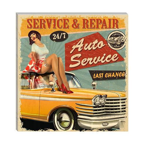 Servicio y reparación